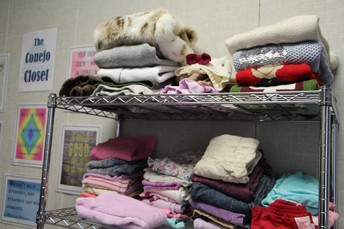 The Conejo Closet: Providing Support to CVUSD Families in Need