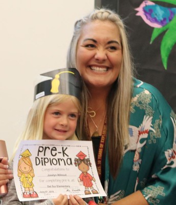 Preschool Promotion!