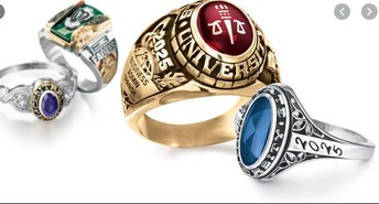 Class of 2022 Custom Class Jewelry
