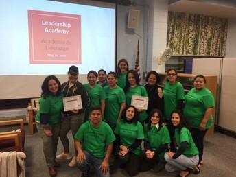 2019 Parent Leadership Academy
