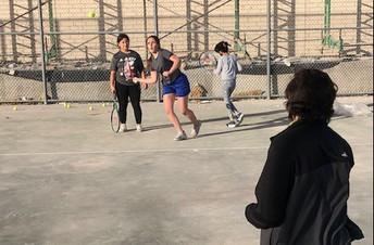 Practica de Tennis