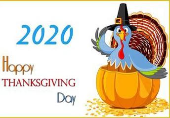 Next Week is Thanksgiving