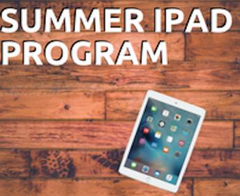 Summer iPad Program