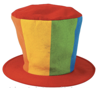 Hat Day Challenge: Pictures Due Tuesday, 5-5