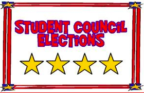 Student Council Elections!