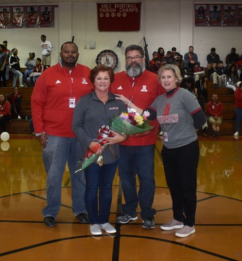 Lisa Hebert: Support Staff of the Year
