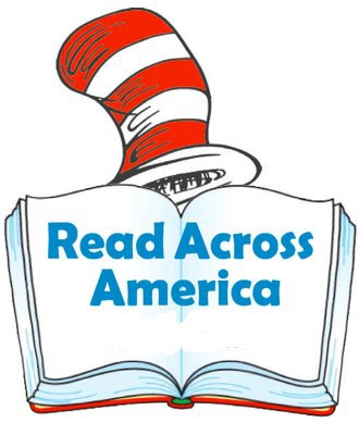 Washington Elementary's First Annual All-School Read!
