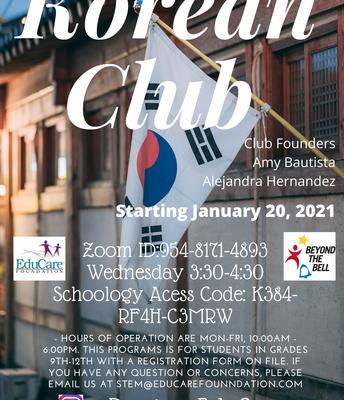 Korean Club