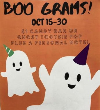 Boo Grams on SALE now!