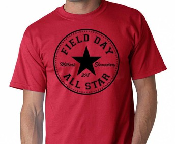 Show Your Field Day Spirit!