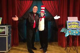 Dr. Seuss Magic Show