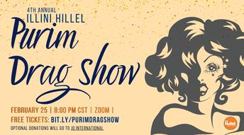 Purim Drag Show