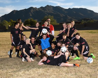 8th Grade Boys Soccer