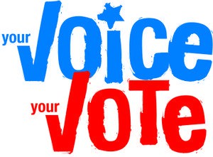 Let Your Voice Be Heard - Get Out and VOTE