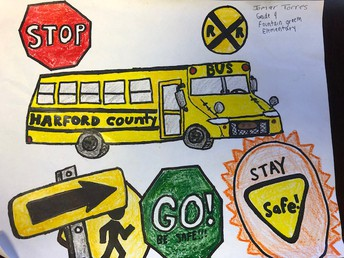 October 21-25 is National School Bus Safety Week