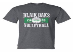 Volleyball Fan Clothes