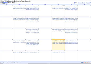 Naviance Tip Time: Virtual College Visits - How do I Attend?