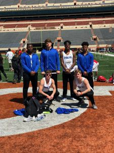 Spring Hill Athletes Compete in Texas Relays in Austin