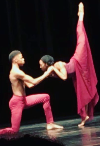 Fine Arts Hosted Its Inaugural Day of Dance