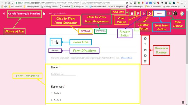 Google Forms: | Smore Newsletters for Education