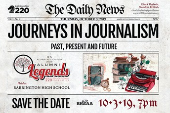 Big name journalists to attend BHS alumni event