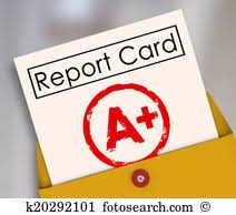 3rd trimester report cards