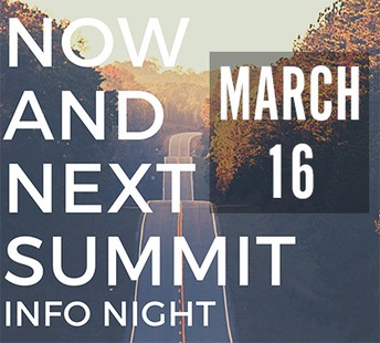 Calling all high school students: See you at the Now and Next summit!
