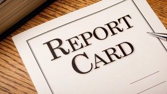 REPORT CARDS NOW AVAILABLE