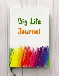 big life journal website image