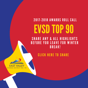 Click here to submit your EVSD TOP 90 submission.