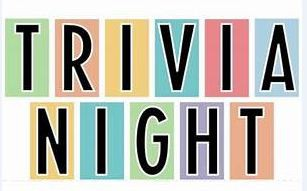 It's not to late to attend Trivia Night