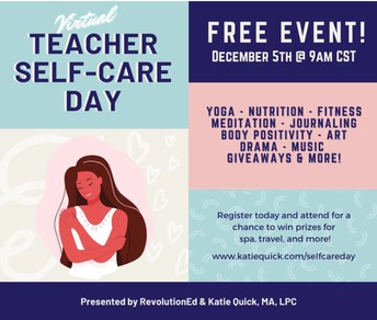 Self Care Day for Educators