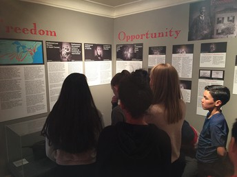 Grade 6's visit Oakville Museum