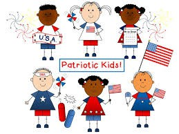 March 8th ~ Patriotic Day! Wear your Red, White & Blue