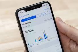 Screen Time Brings Awareness of Enormous Phone Usage