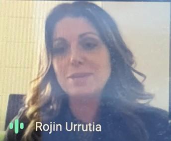 Education Guest Instructor - Rojin Urrutia