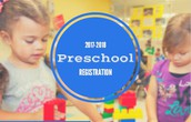 Preschool & TK Registration