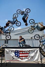 United Freestyle Stunt Team Show - RESCHEDULED for November 9th