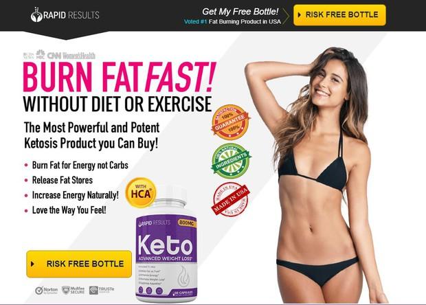 Best Keto Supplement Rapid Results