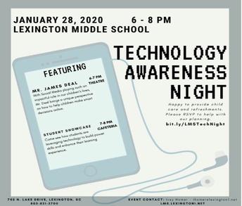 Technology Awareness Night