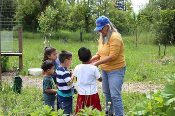 Community Soil Foundation at work!