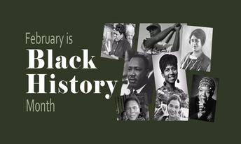 Sedgwick Middle School:  Black History Month Virtual Exhibit