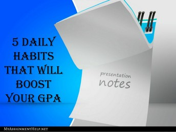 How Can I Boost My GPA?