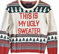 Ugly Sweater Spirit Day!