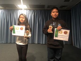 Third Place Winners
