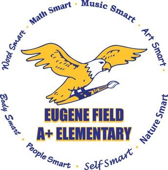 Eugene Field A+ Events Calendar