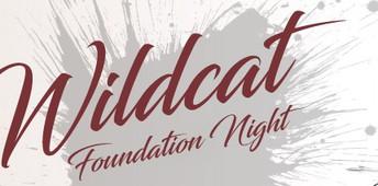 Wildcat Foundation Night--It's a Wrap!