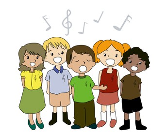 Preschool sings on February 9th at the 10:45am service