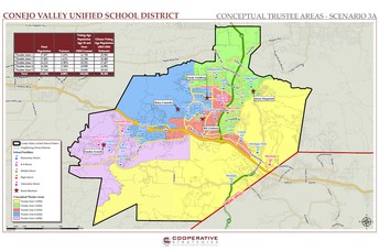 CVUSD's Board of Education Approves Final Trustee Voting Area Plan