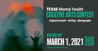 Texas Mental Health Creative Arts Contest
